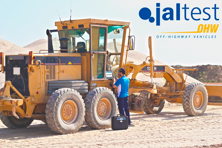 JALTEST OHW (OFF-HIGHWAY & CONSTRUCTION VEHICLES, STATIONARY ENGINES, STREET SWEEPERS).