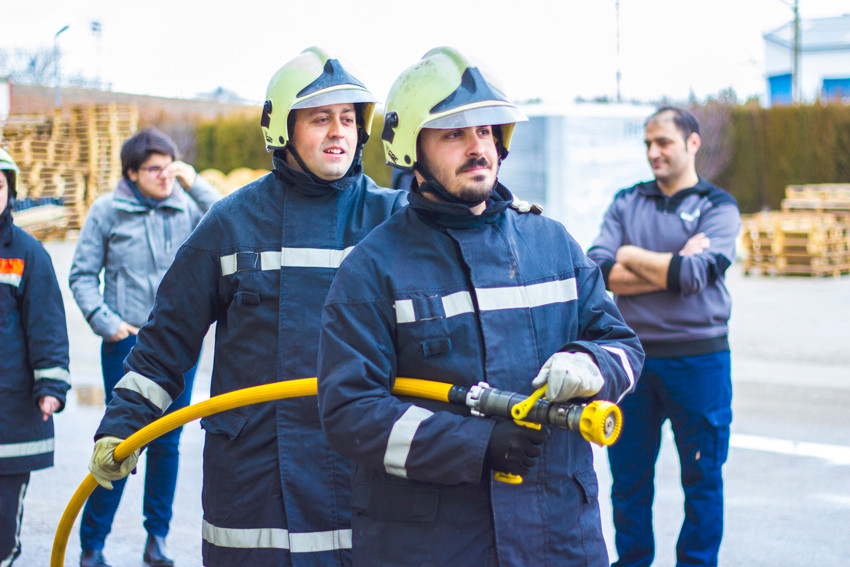 Health and safety training in the workplace