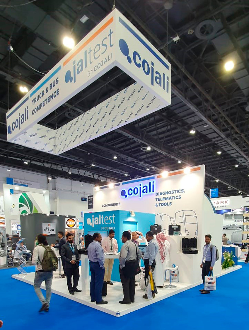 Cojali Group, present at the most important fairs in the world in