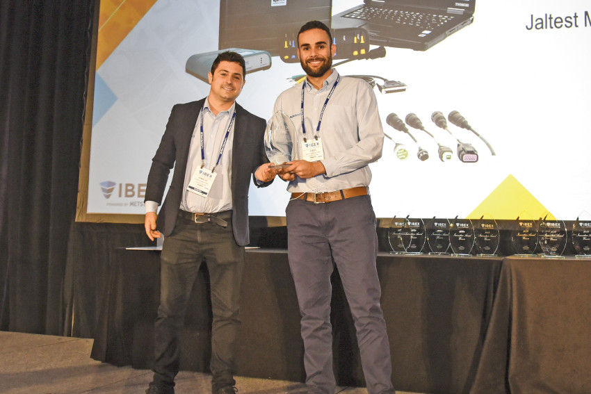 IBEX INNOVATION AWARDS 2019