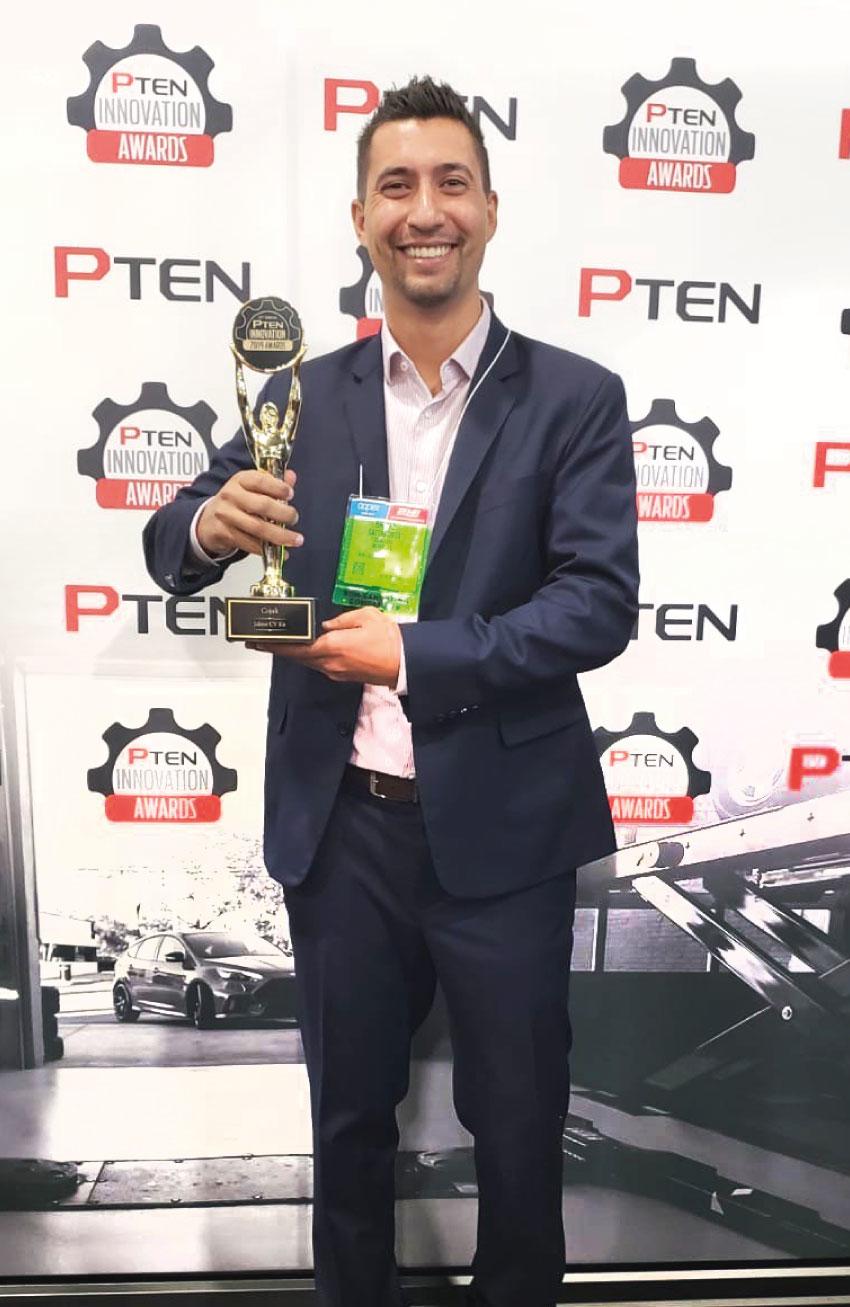PTEN Innovation Awards 1