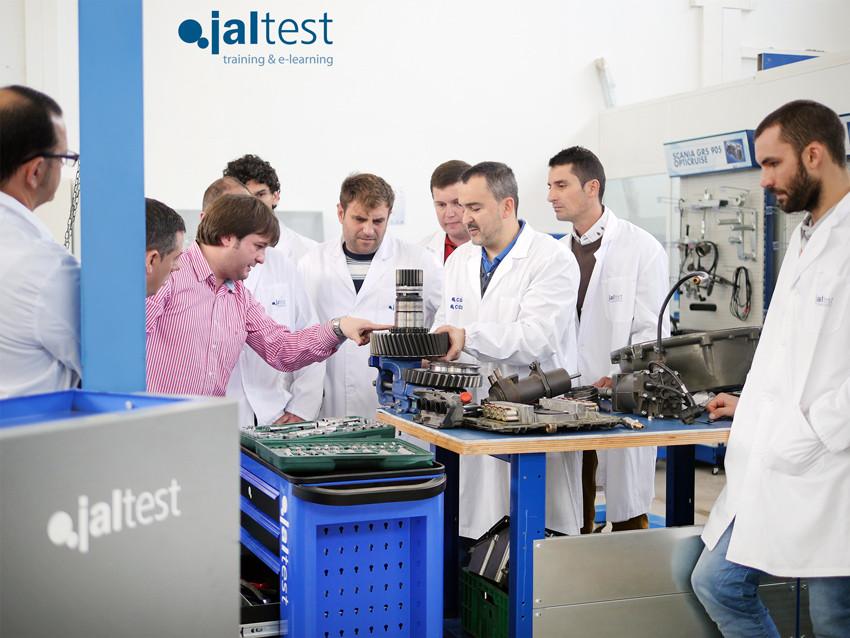Formación Jaltest 2